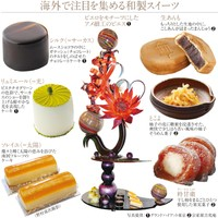 The Japanese sweets drawing world's attention