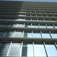 川崎 Cビル(窓ガラス清掃)