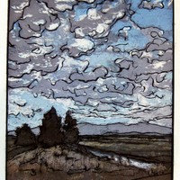 Morning Clouds - $400