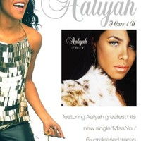 Marketing & promotion for Benelux release of Aaliyah's - I Care 4 U (Best Of) album, released on BMG records, in collaboration with Pixelheaven.tv Netherlands.