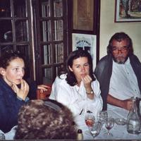 Michael Lonsdall, Florence m.-Forsythe - Gargilesse, Hotel des Artistes