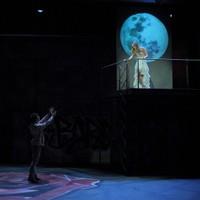 """Celeste Rose as Juliet in """"Romeo and Juliet"""" at HSRTCeleste as Juliet"""