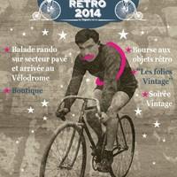 Affiche La Roubaix retro