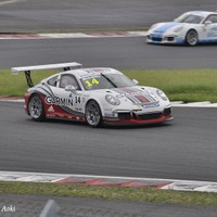 PORSCHE CARRERA CUP JAPAN 2014 Rd.4-5 [6/7-8 Fuji Speed Way]