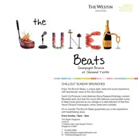 The Brunch Beats @ Westin Singapore