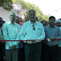 Inauguration of Zero Waste Project, by Hon'ble Sect. of MoUD, Dr. Sudhir Krishna on October 19, 2014.