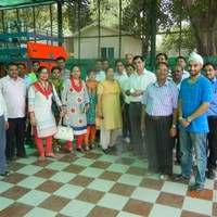 Visit of the delegates from Indian Institute of Public Administration (IIPA) on August 28, 2014