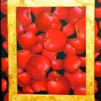 Montón de manzanas