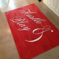 3 foot x 4 foot Studio Sign