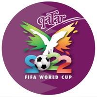 Logo promotion Coupe du monde Qatar 2022