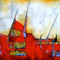 Espacios en Rojo III