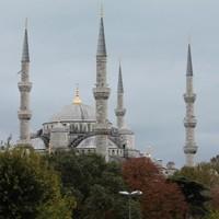 The Blue Mosque, Sultanahmet