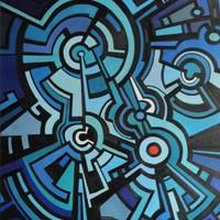 Blue Labyrinth
