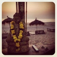 Power yoga retreat - Patnem Beach Goa 2014