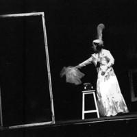 La mariée mise à nue / Jan Fabre - mise en scène Madonna Debazeille