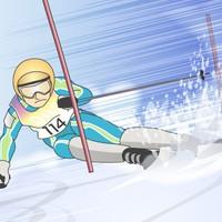スキーアルペン
