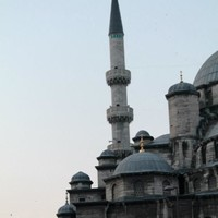 """The """"New"""" Mosque"""