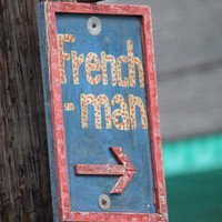 This way to Frenchman Street