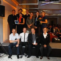 Another Cuckoo award for our work! 2012