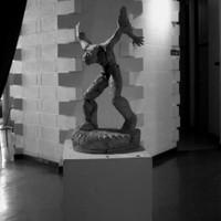L'Ange en expo à Orly