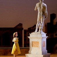 """Celeste Rose as Clara in """"The Light In The Piazza"""" - Ithaca College Mainstage"""