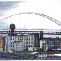 Freemont bridge