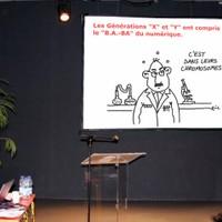 Dessin et… commentaires, avec Jacques Houdremont