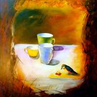 En el cafecito