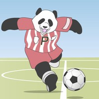 サッカーパンダ