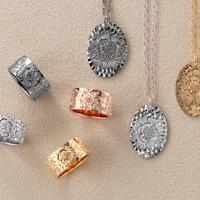 ■  牡丹リング / ネックレス  ■ peony ring / necklace