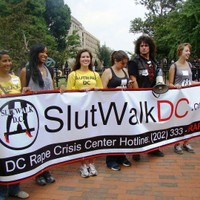 DC NOW at SlutWalk