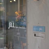 doorplate_JiLL ジル 六本松 美容室