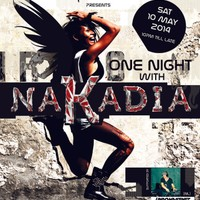 One Night With NAKADIA featuring dj/producer Nakadia, supported by Lindo Martinez. Promoted & organised in collaboration with AMS Bookings & Altimate Singapore.