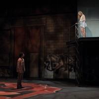 """Celeste Rose as Juliet in """"Romeo and Juliet"""" at HSRT"""