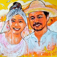 AMIGO!! wedding paint