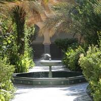 Fountain, Zawiya Moulay Ali Ash-Sharif