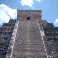 Starway to heaven - Chichén Itzá, Mexico - 2009