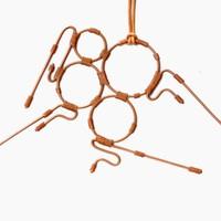 Four Circule Trombones