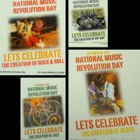 National Music Revolution Day