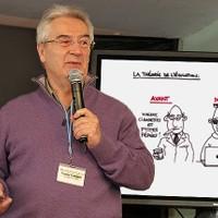 Thierry Gaudin aux Rencontres d'Autrans 2012