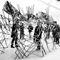 Conflict sculpture, Biennale of Venice