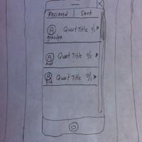 Quest Screen (sketches)