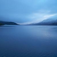 Blue monster  - Loch Ness, Scotland - 2011
