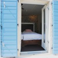 Entrance into bedroom