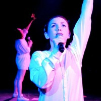 "Celeste Rose as Martha in ""Spring Awakening"" - Ithaca College Mainstage"