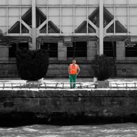 L'Ouvrier - Solitudes Urbaines