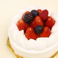 苺のショートケーキ ホール
