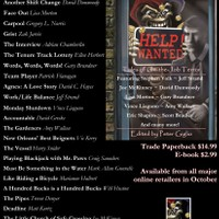 TOC for Evil Jester Press' HELP! WANTED