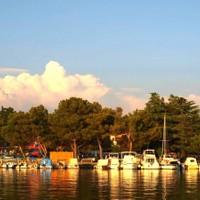 Der Hafen von Novigrad