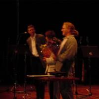 received Gaudeamus Prize 2001